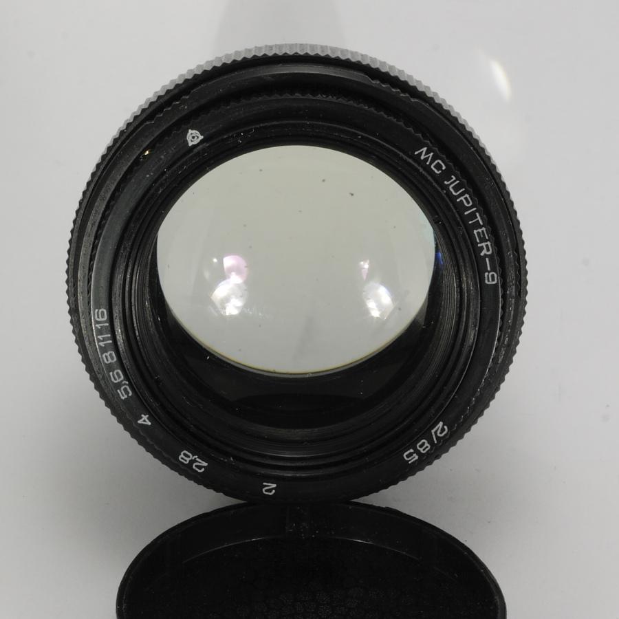 Jupiter-9 MC 85mm F/2 (M42) Russian Lens