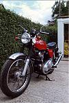 motorbike - Norton 850 Commando