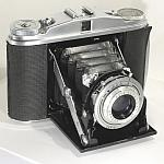 Agfa Isolette II compact medium format camera