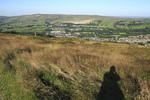 Ramsbottom from Holcombe Hill - 6D4409